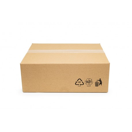 Krabice malá hnědá