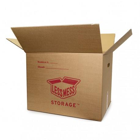 The Box Large size Less Mess