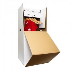 Krabice šatní