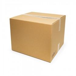 Krabice střední hnědá