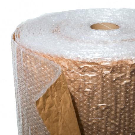 Folie bublinková s papírem - 1m